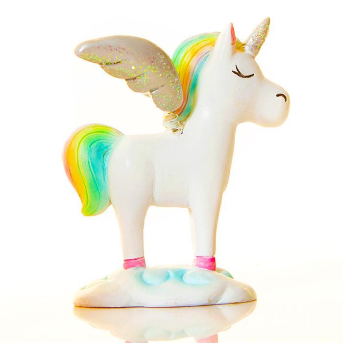 mdi Ceramic Bobble Wings Unicorn