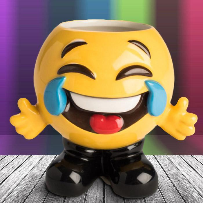 mdi Emoji Face Tears Of Joy Mug