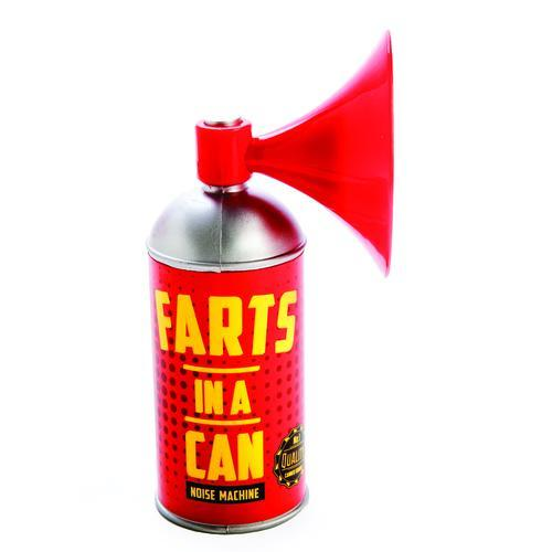 Farts In A Can - - mdi - Yellow Octopus