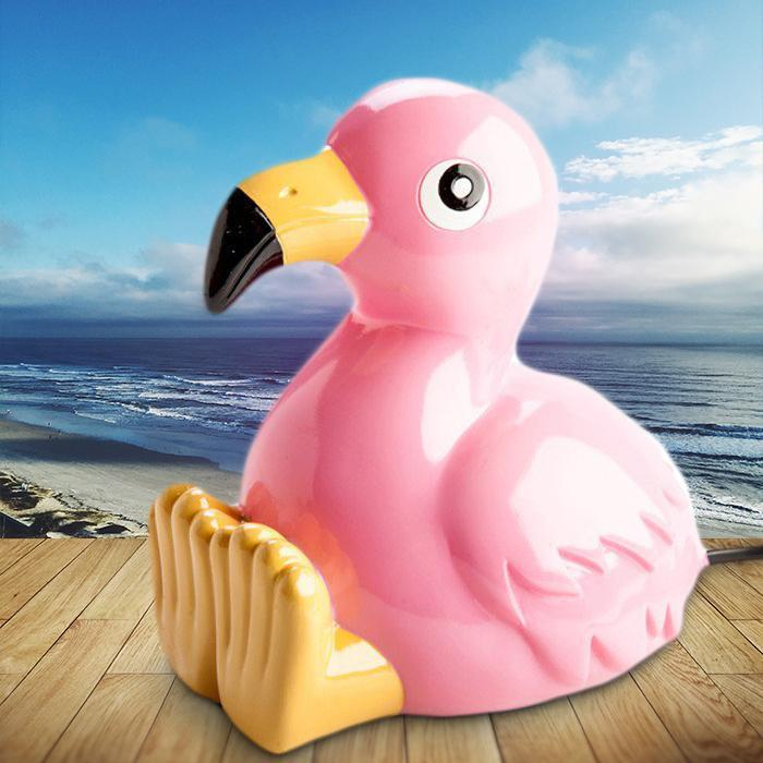 Flamingo LED Table Lamp - - mdi - Yellow Octopus