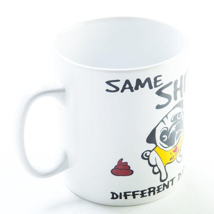 Same Sh*t Different Day – Giant Mug - - mdi - Yellow Octopus