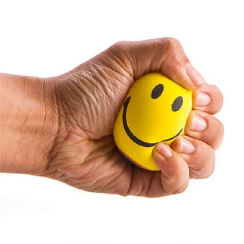 Image result for smiley stress ball