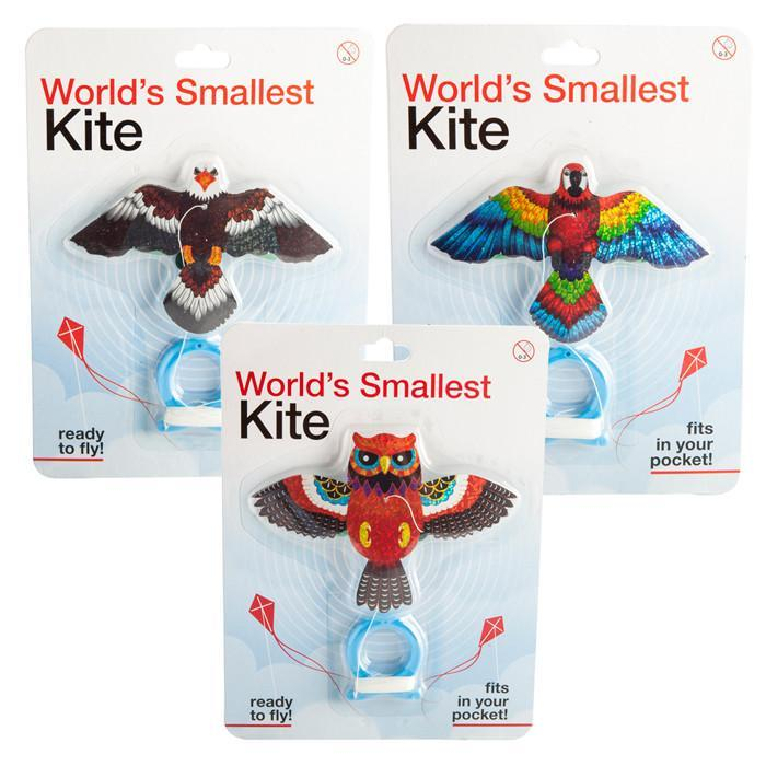 World's Smallest Kite - Eagle - mdi - Yellow Octopus