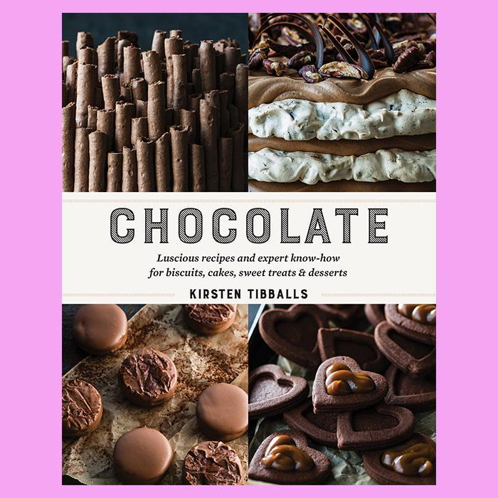 Chocolate: Luscious Recipes & Expert Know-How Receipe Book - - Murdoch Books - Yellow Octopus