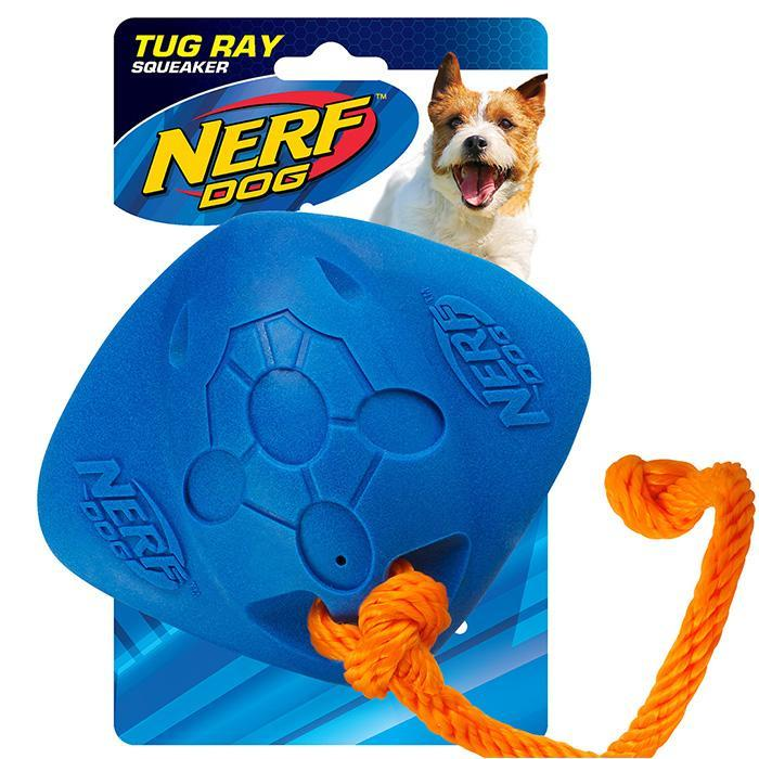 Nerf Nerf Dog Tough Rubber Squeaker Toy