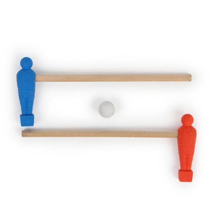 Desktop Foosball Stationary Set | Office Antics - - Office Antics - Yellow Octopus