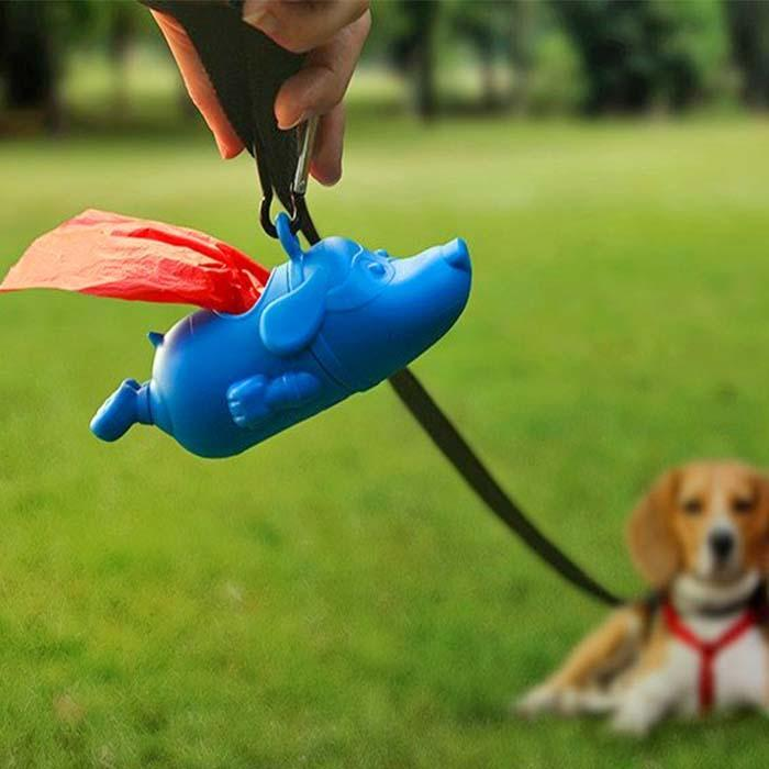OTOTO Mighty Dog - Dog Waste Bag Dispenser