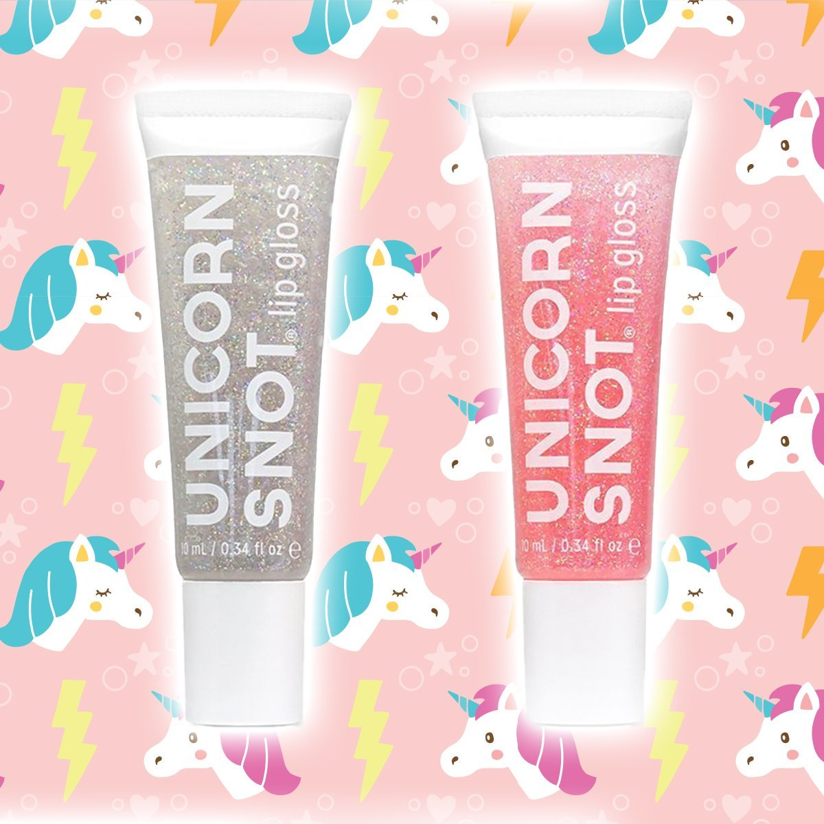 Stocking stuffer for little girls | Unicorn Snot Lip Gloss | Beanstalk Mums