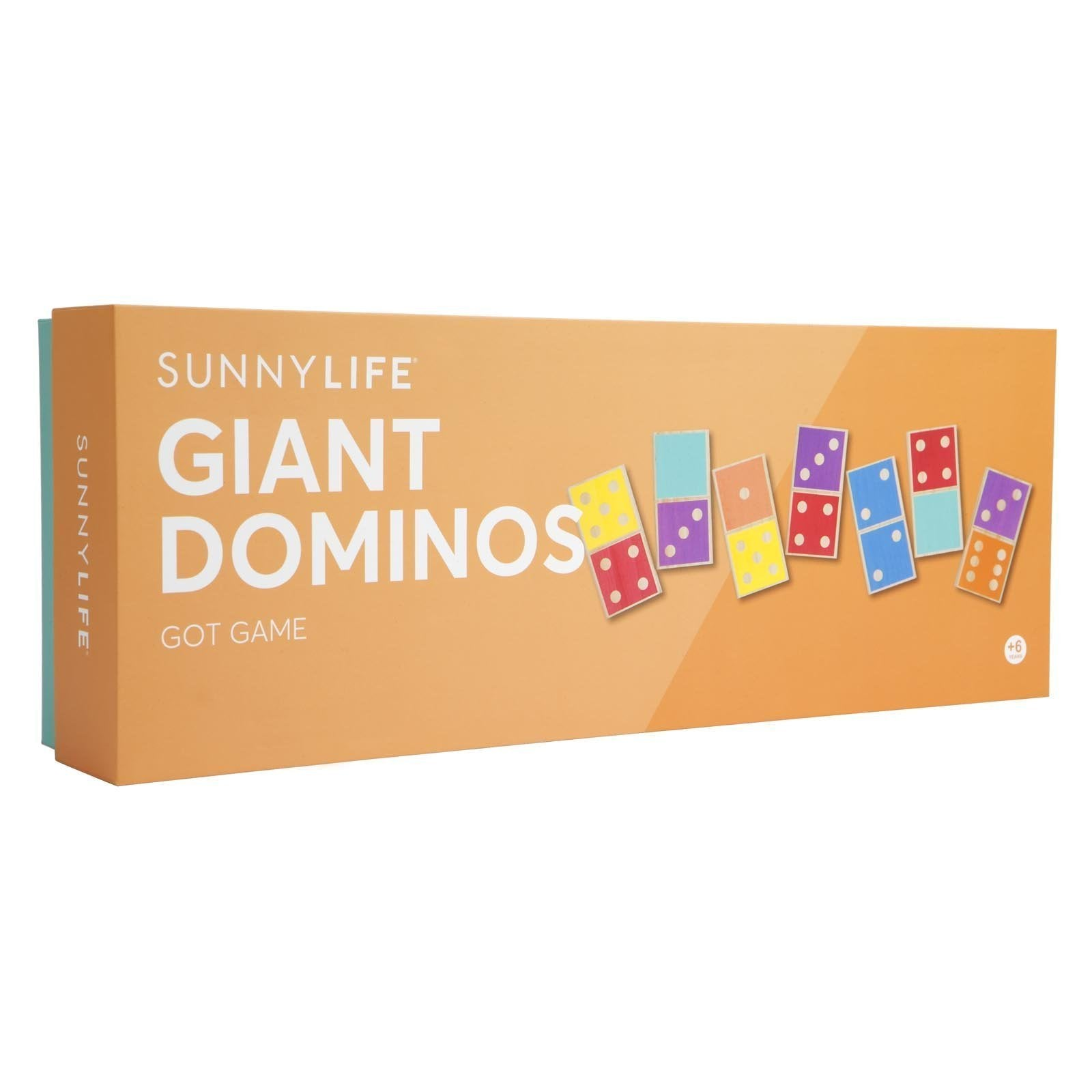 Outliving Sunnylife Giant Dominos
