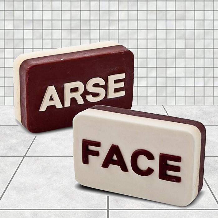 Arse/Face Soap - - Paladone - Yellow Octopus