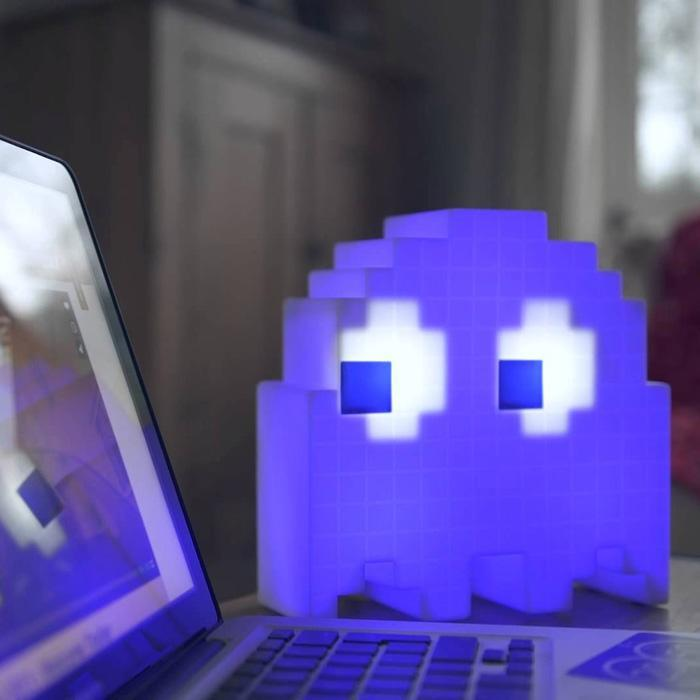 Paladone Pac Man Colour Changing Ghost LED Lamp