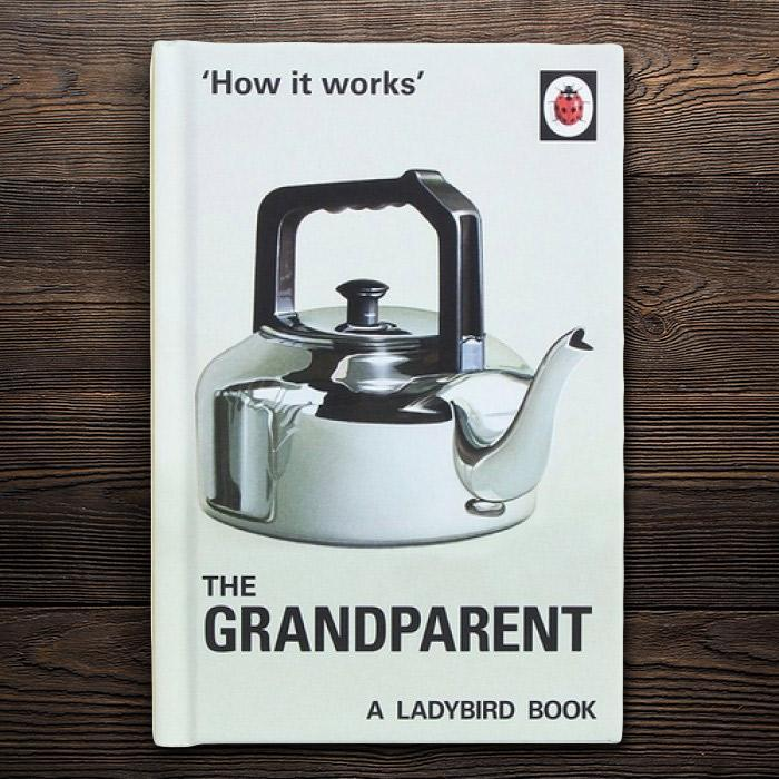 Ladybird Book of How It Works: The Grandparent - - Penguin - Yellow Octopus