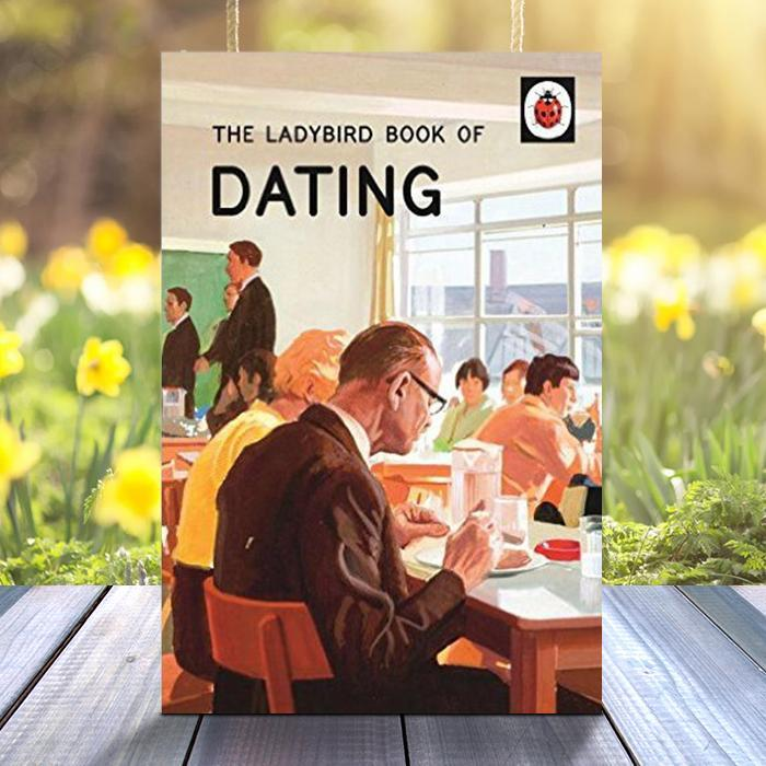 The Ladybird Book of Dating - - Penguin - Yellow Octopus