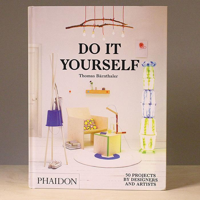 Do it Yourself: 50 Projects by Designers & Artists - - Phaidon Press - Yellow Octopus