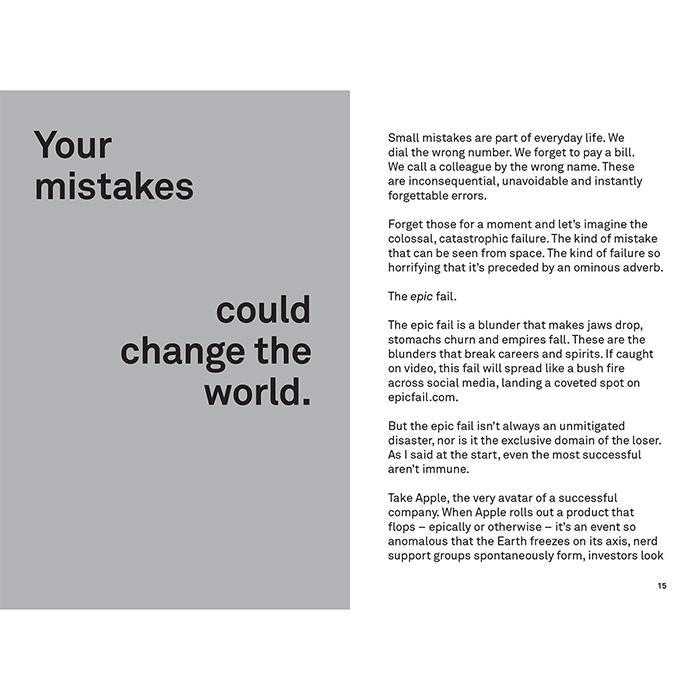 Failed It! How to Turn Mistakes Into Ideas - - Phaidon Press - Yellow Octopus
