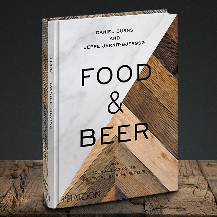 Pairing Food & Beer Hardcover Book - - Phaidon Press - Yellow Octopus