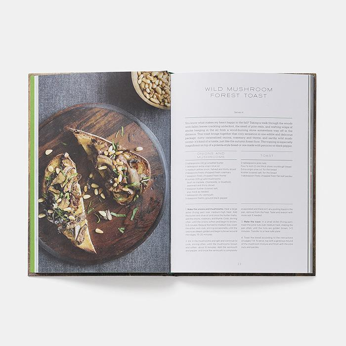 The Ultimate Toast Cookbook - - Phaidon Press - Yellow Octopus