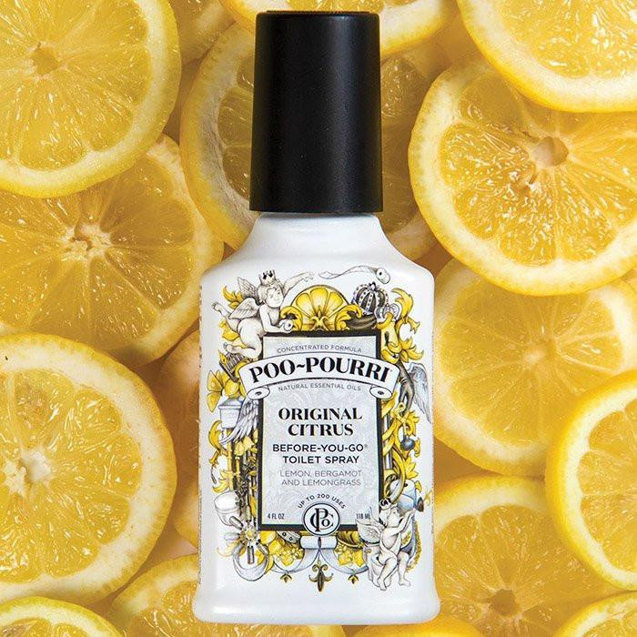 Poo-Pourri Poo Pourri Toilet Spray | Make your poop not stink!