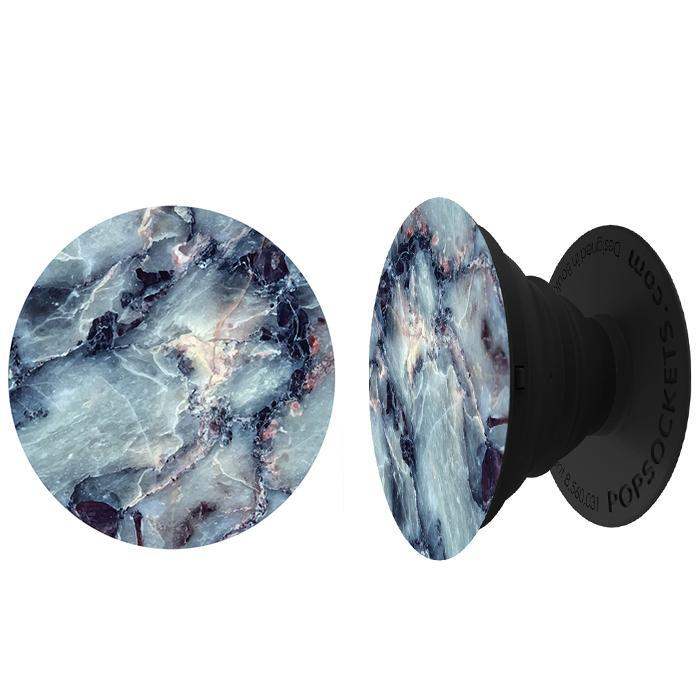 PopSockets PopSockets: Expanding Phone Stand & Grip! Blue Marble