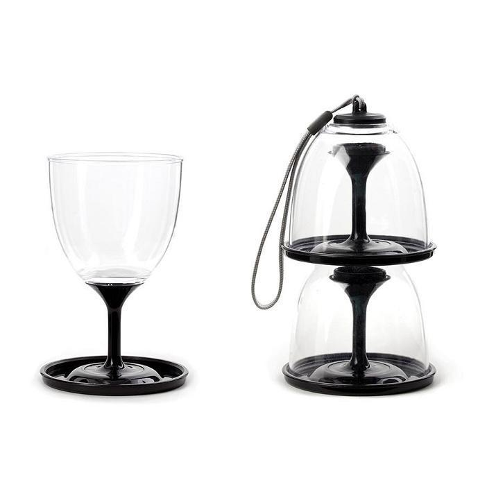 Porta Vino Portable Wine Glasses