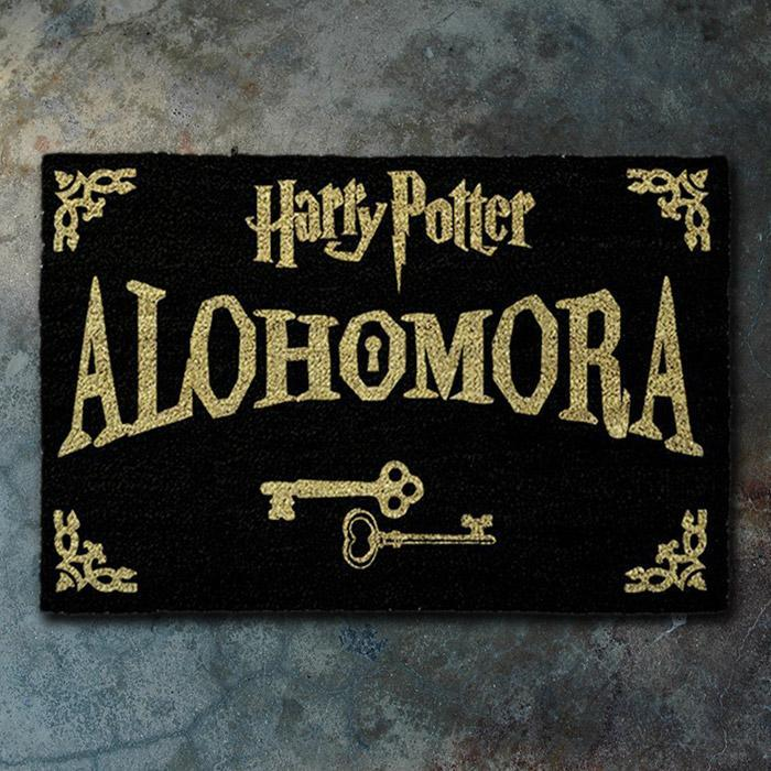 Pyramid Official Harry Potter Alohomora Door Mat