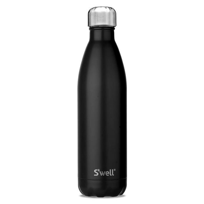 S'well Insulated Stainless Steel Bottle - 500ml London Chimney - S'well - Yellow Octopus