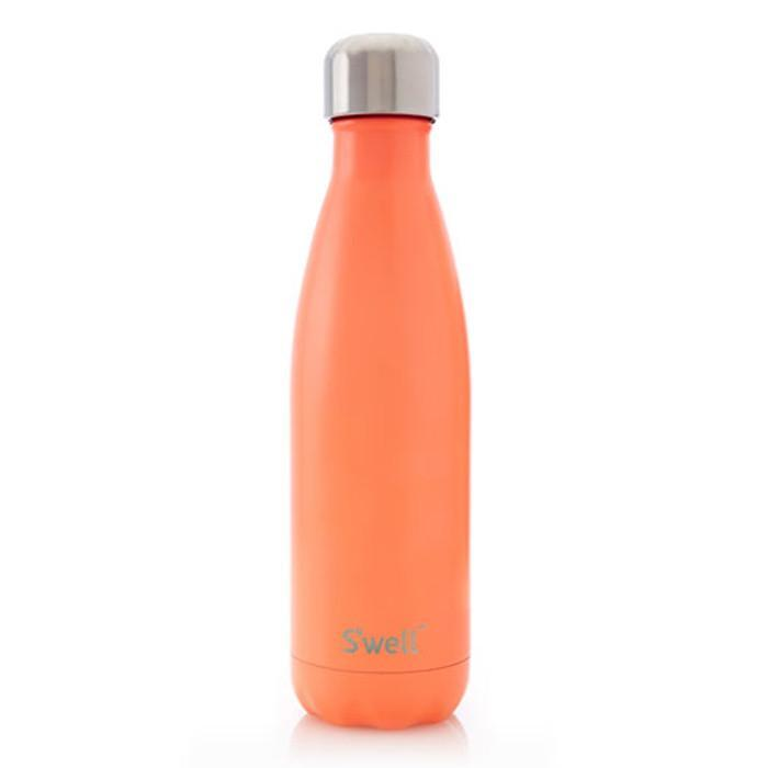 S'well Insulated Stainless Steel Bottle - 500ml Satin BIrds Of Paradise - S'well - Yellow Octopus