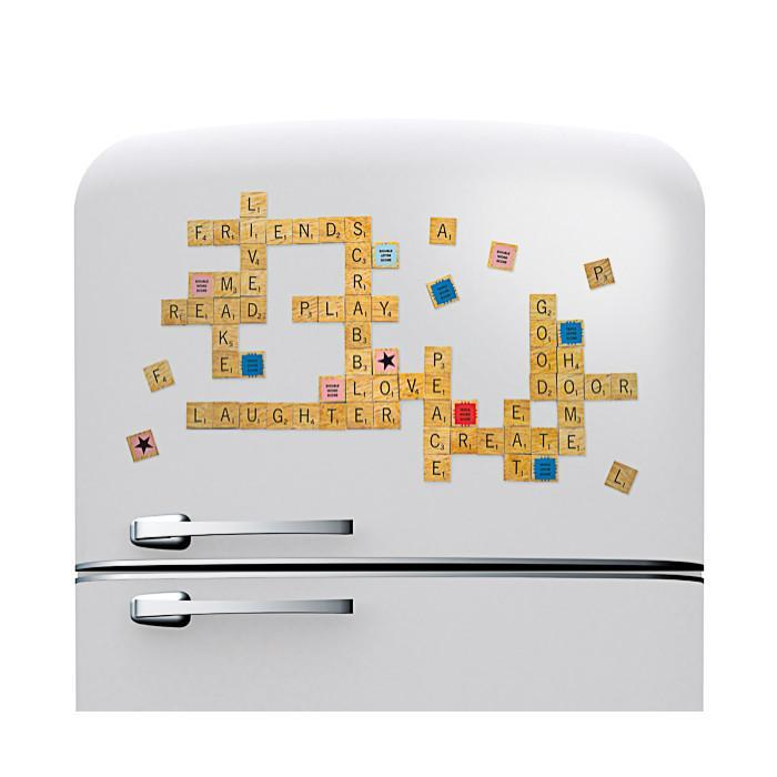 Scrabble Scrabble Fridge Magnets