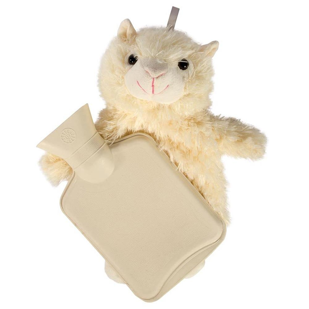 Llama Hotty | Hot Water Bottle & Cover