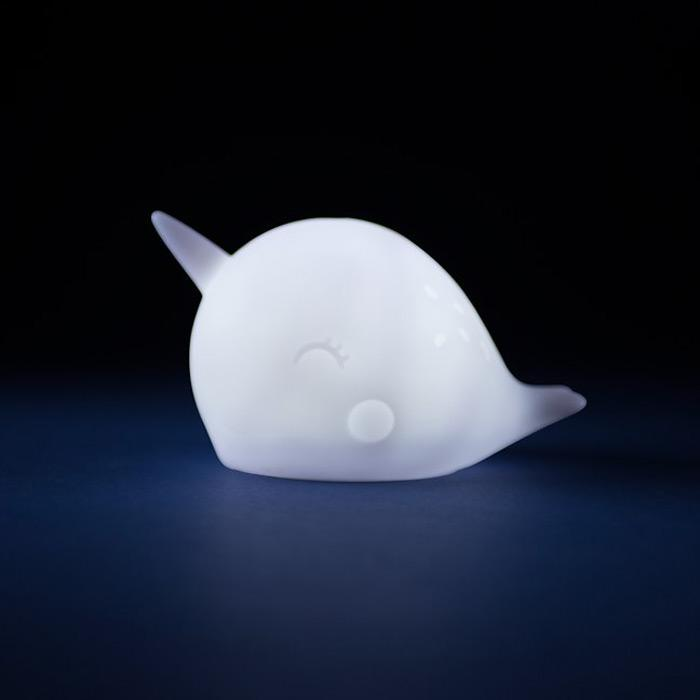 Nari Narwhal Night Light - - SmartCat - Yellow Octopus