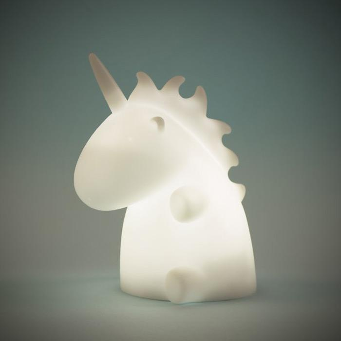 Uni The Unicorn Night Light - - Smoko - Yellow Octopus