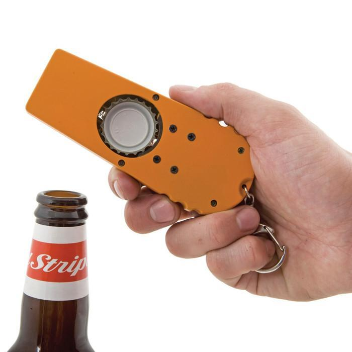 caps off to an awesome grandpa Bottle Opener