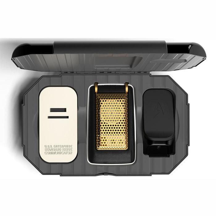 Star Trek TOS Bluetooth Communicator Handset - - Star Trek - Yellow Octopus