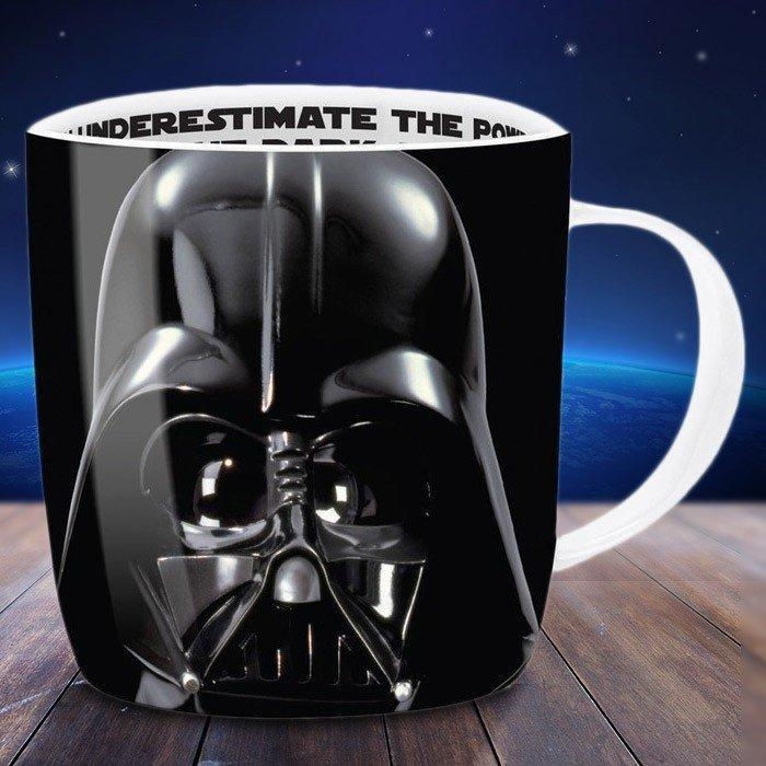 Star Wars Character Mugs - Darth Vader - Star Wars - Yellow Octopus