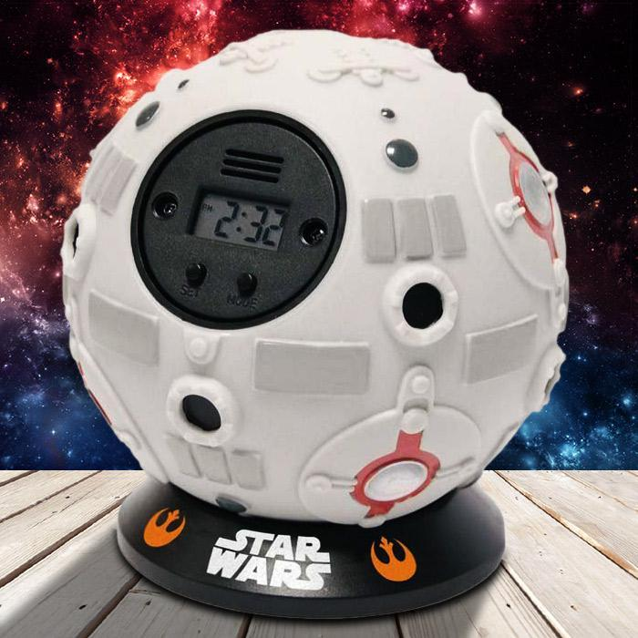 Star Wars Star Wars Jedi Training Remote Alarm Clock