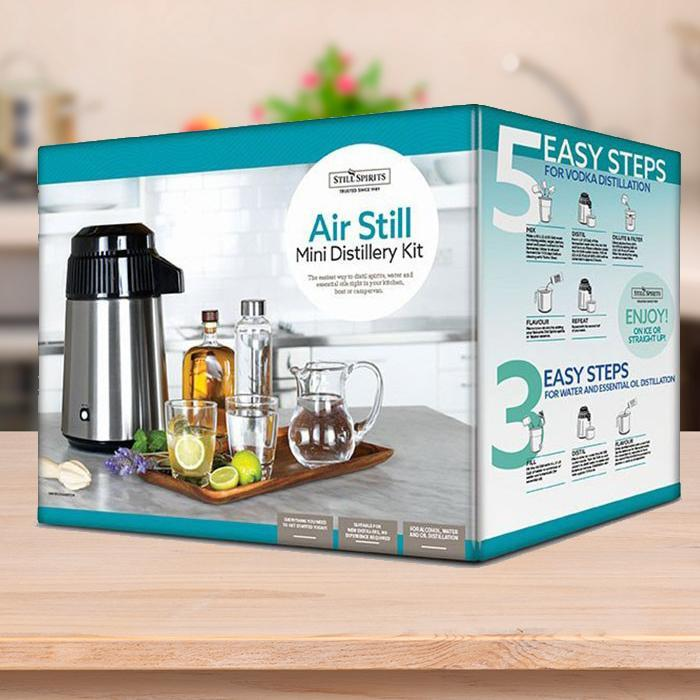 Still Spirits Air Still Spirits Mini Home Distillery Kit