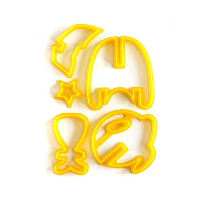 Space Cookie Cutters | Suck UK - Star Fighter - SUCK UK - Yellow Octopus