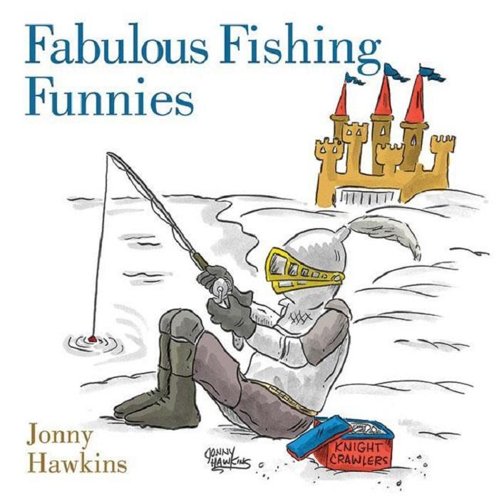Fabulous Fishing Funnies - - Summersdale - Yellow Octopus