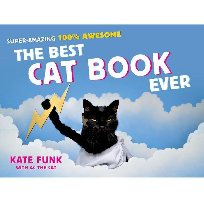 Summersdale The Best Cat Book Ever – Funny Photography