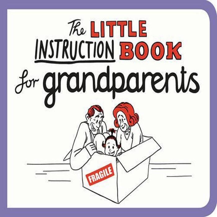 The Little Instruction Book For Grandparents - - Summersdale - Yellow Octopus