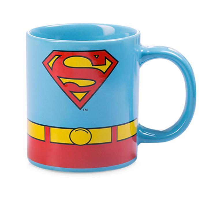 Superman Hero Mug - - Superman - Yellow Octopus