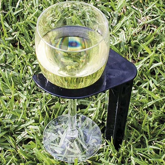 The Brass Ring Wine Glass Holder Pegs