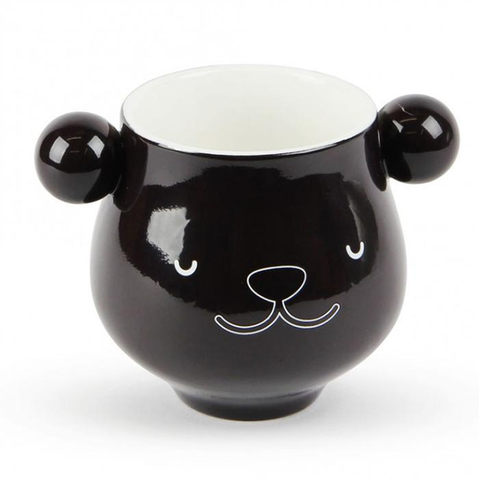 Colour Changing Panda Mug - - ThumbsUp! - Yellow Octopus