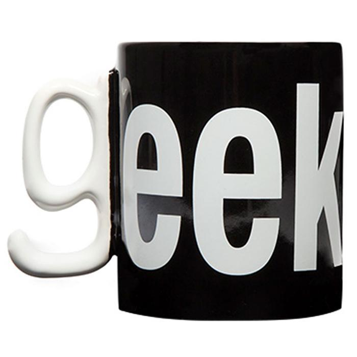 ThumbsUp! Geek G Handle Mug
