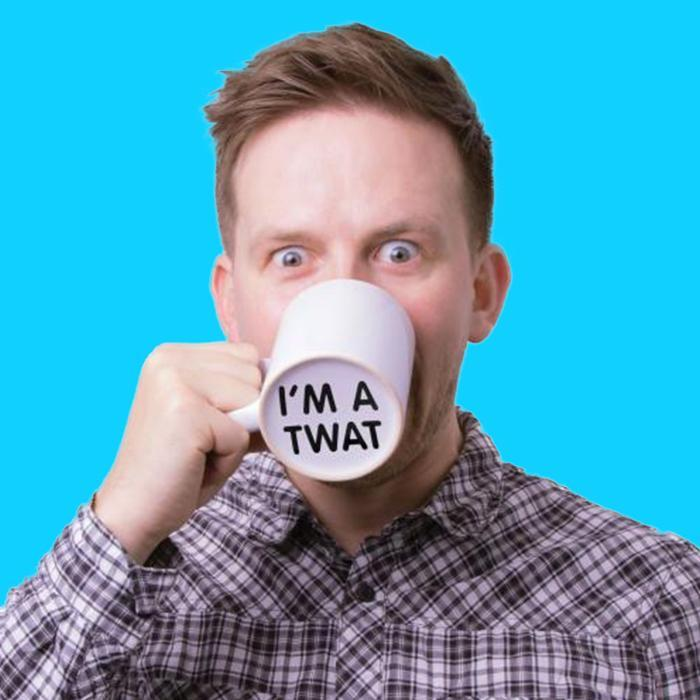 I'm A Twat Surprise Mug | Gifts for Dad | Beanstalk Mums