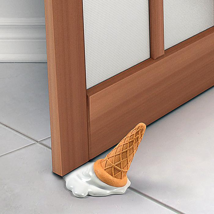ThumbsUp! Ice Cream Splat Door Stopper