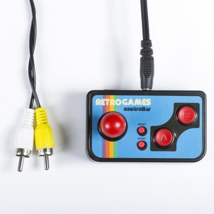 Plug & Play Retro Video Games Controller - - ThumbsUp! - Yellow Octopus