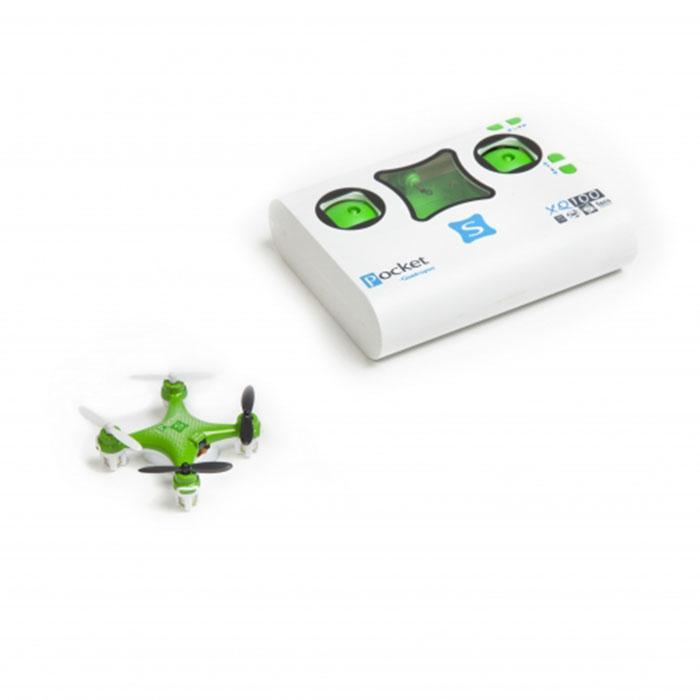 QuadCopter Miniature Remote Controlled Drone - - ThumbsUp! - Yellow Octopus
