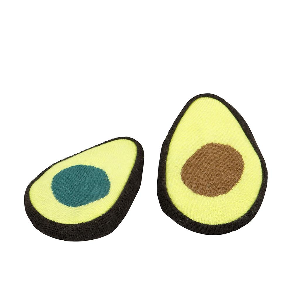 Avocado Unisex Crew Socks