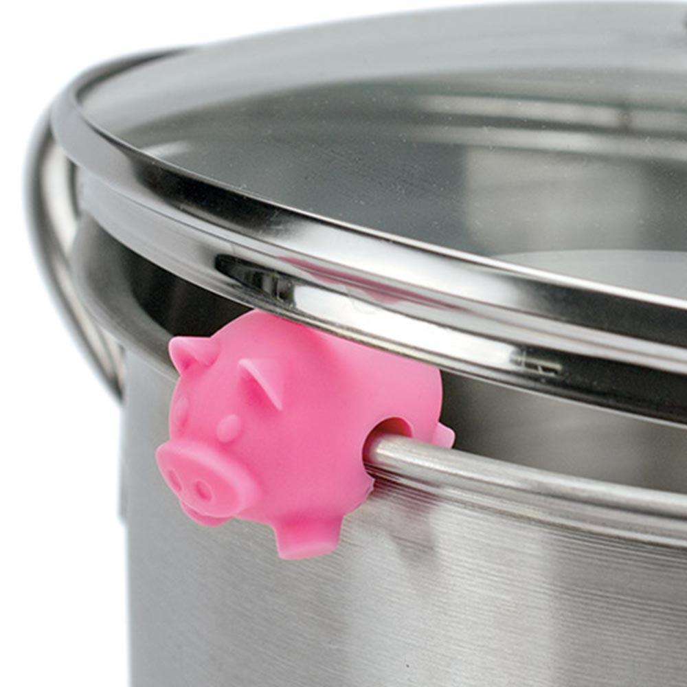 Farm Animals Pan Lid Lifters 3-Pack